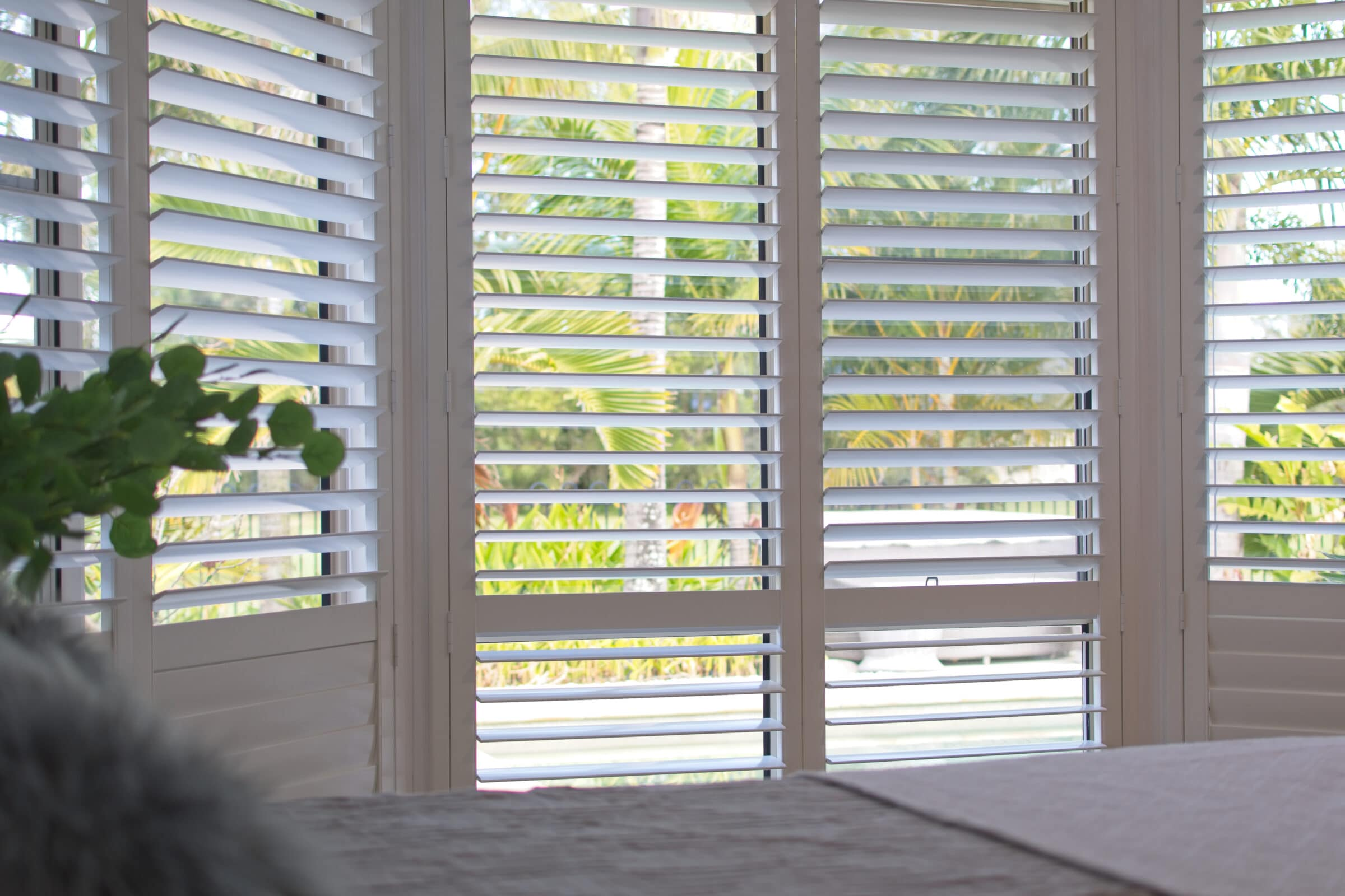 Window coverings installed by you or by us