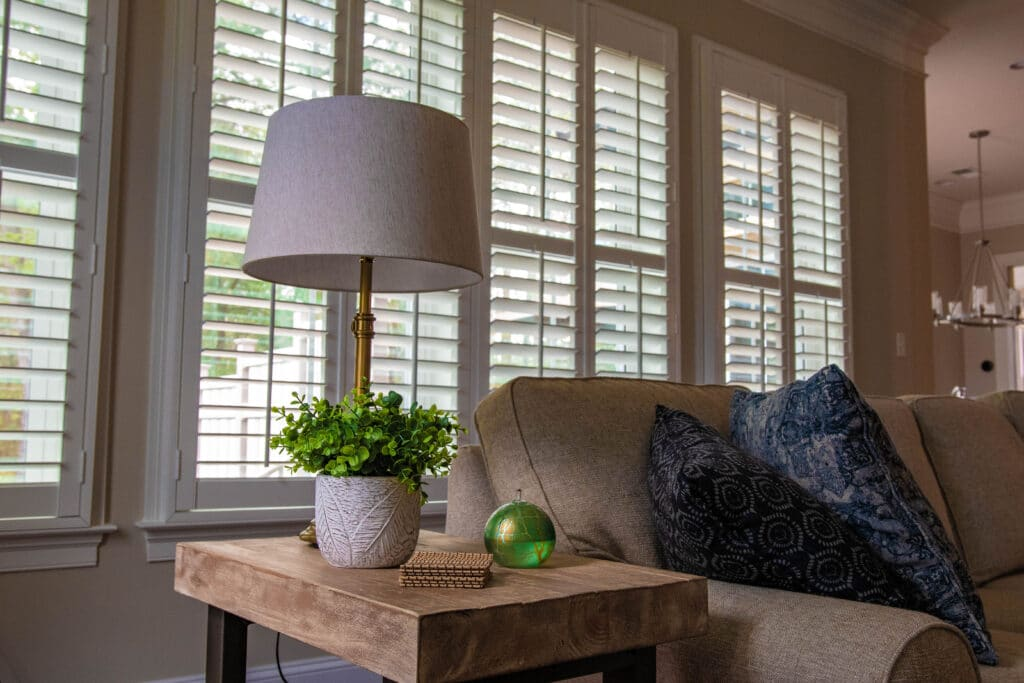 Shutters raise the value of your home